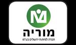 לוגו מוריה - חברה לפיתוח ירושלים